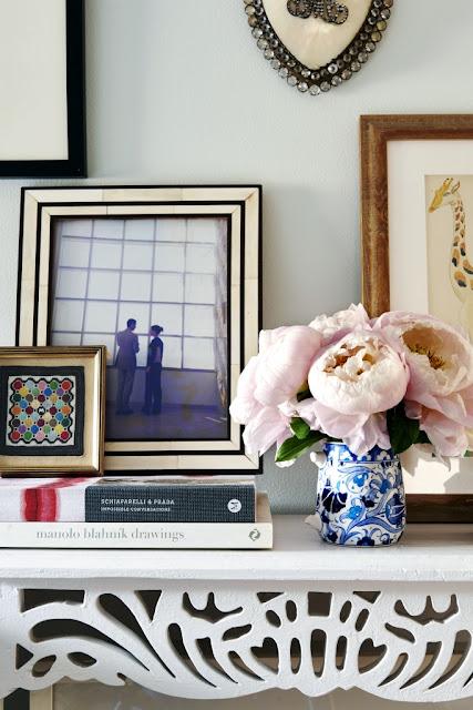 Interiors Decoration: Rebecca de Ravenel Los Angeles Home {Cool Chic Style Fashion}