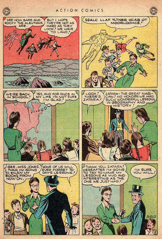 Action Comics (1938) 90 Page 47