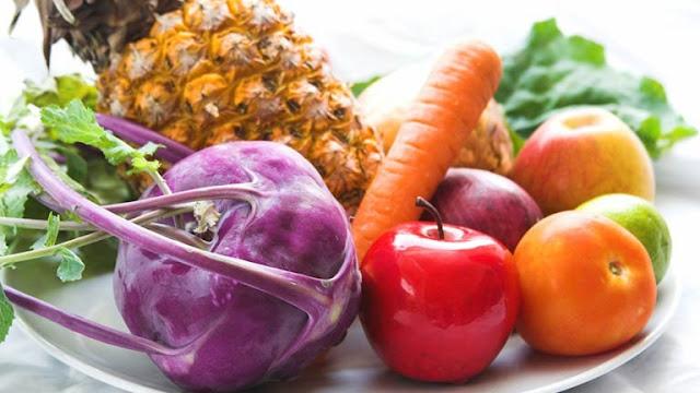Alimentos para eliminar la retención de liquidos