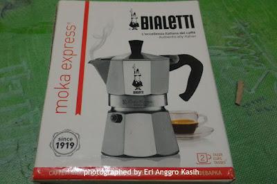 Bialetti Moka Express 2 Cups
