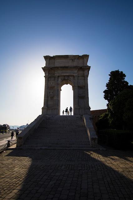 Arco di Traiano-Porto di Ancona