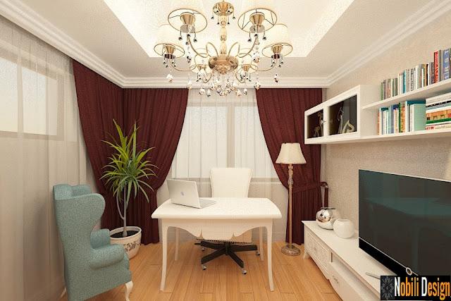 Design interior case clasice - Amenajari interioare Bucuresti