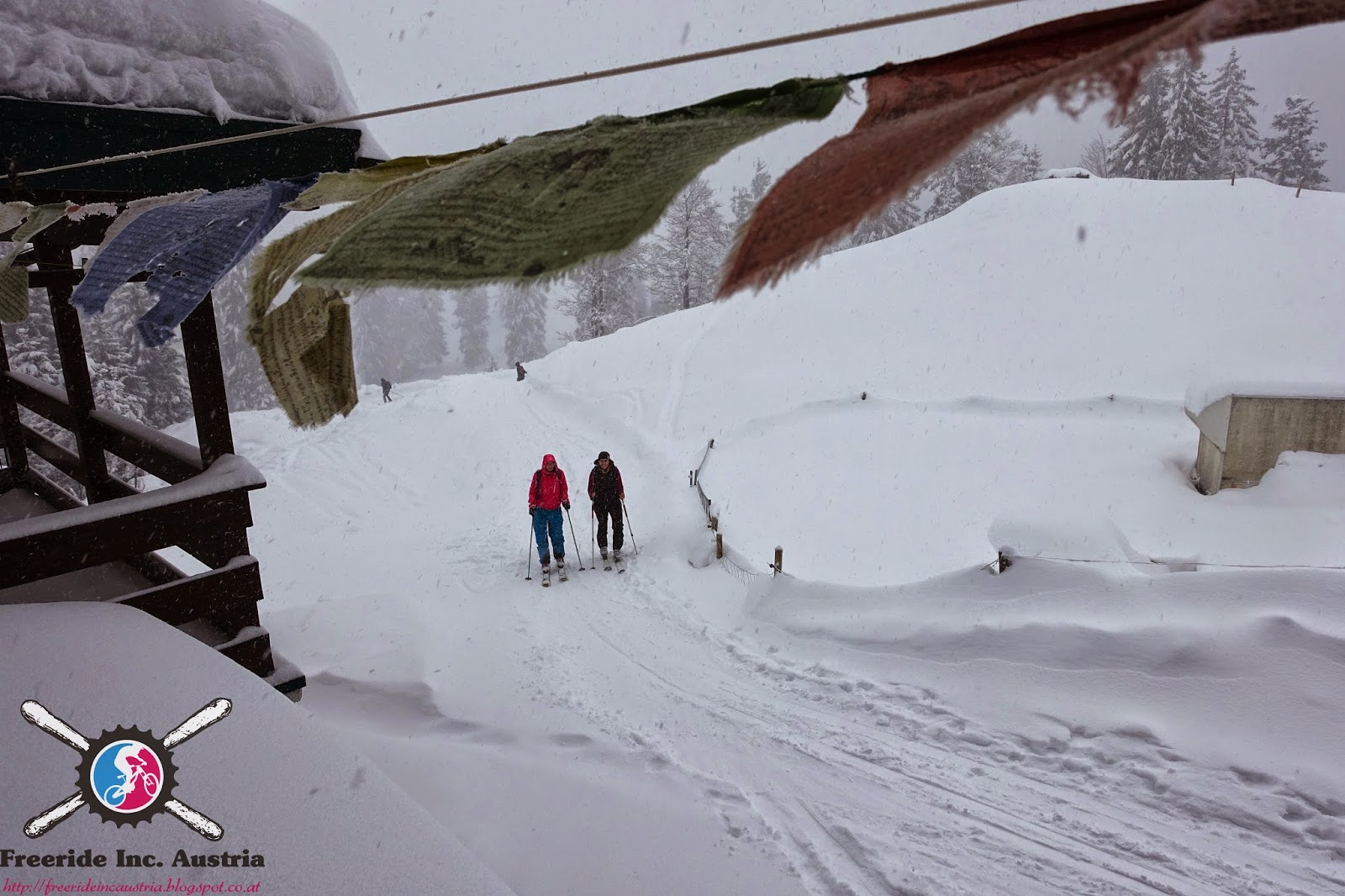 Kaisertal Kufstein Skitour