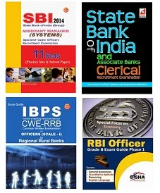 Get Min 40% Off on Bank (P.O. & Clerical ) Competitive Exams Books @ Flipkart