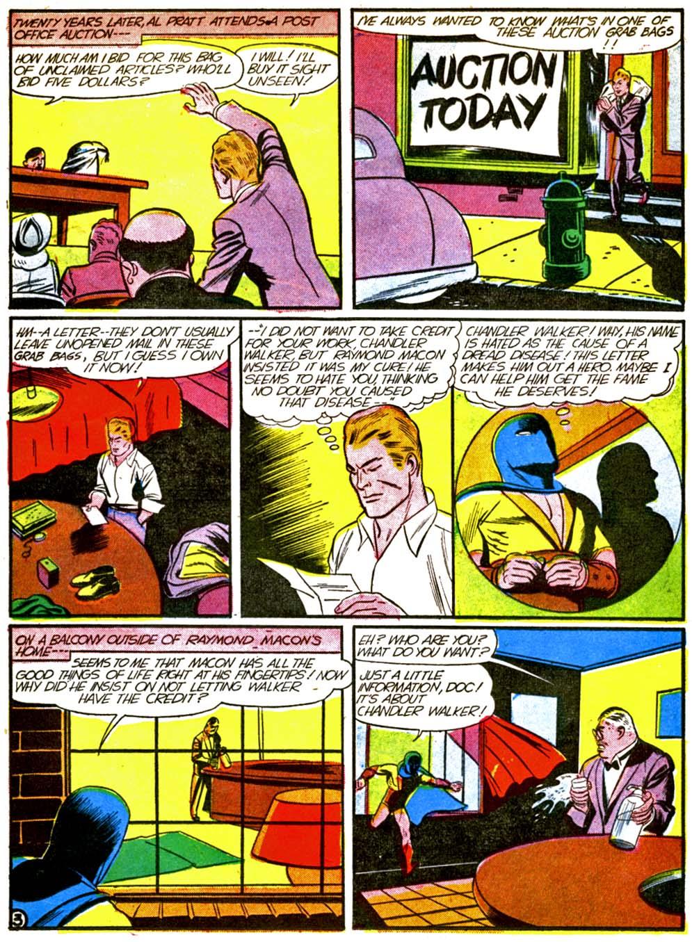 Read online All-American Comics (1939) comic -  Issue #52 - 21