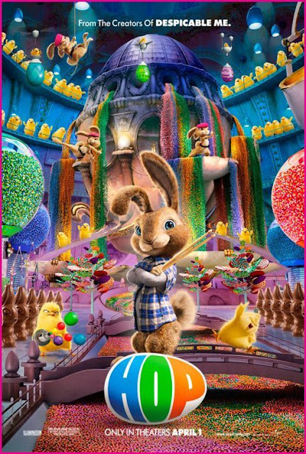 Hop Easter Bunny Movie