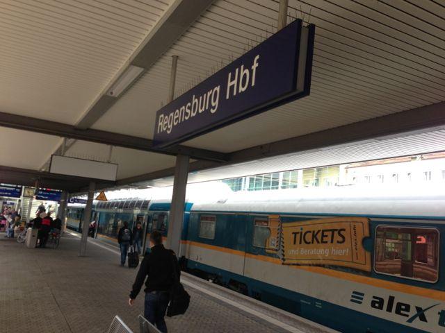 Norma Regensburg Hbf