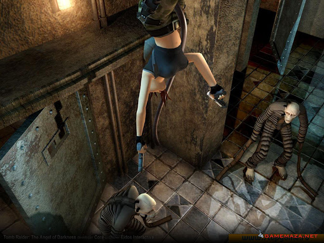Tomb Raider The Angel of Darkness Gameplay Screenshot 2