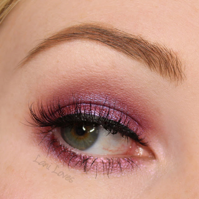 Notoriously Morbid Friends Don't Lie Eyeshadow Swatches & Review