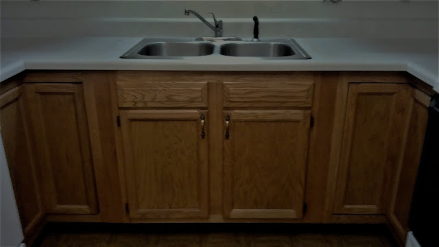 Kitchen Cabinet Refinishing, Before U0026 After: Click To View.