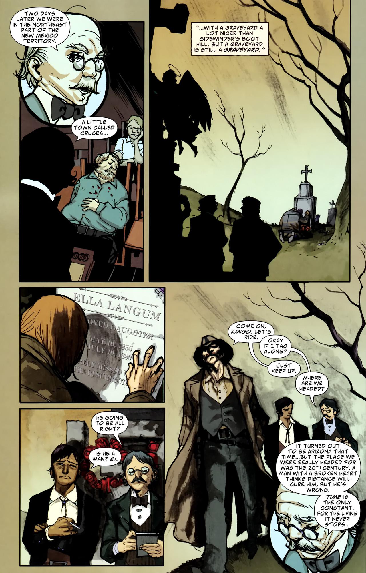 Read online American Vampire comic -  Issue #2 - 25