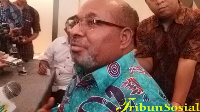 Gubernur Papua Apresiasi Pembangunan Gereja Bergaya Eropa