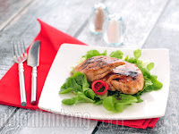 Resep Kuliner Grilled Honey Lime Chicken