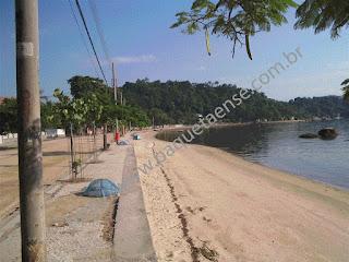 Imagem da Praia dos Tamoios