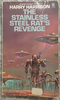Harry Harrison: The Stainless Steel Rat's Revenge