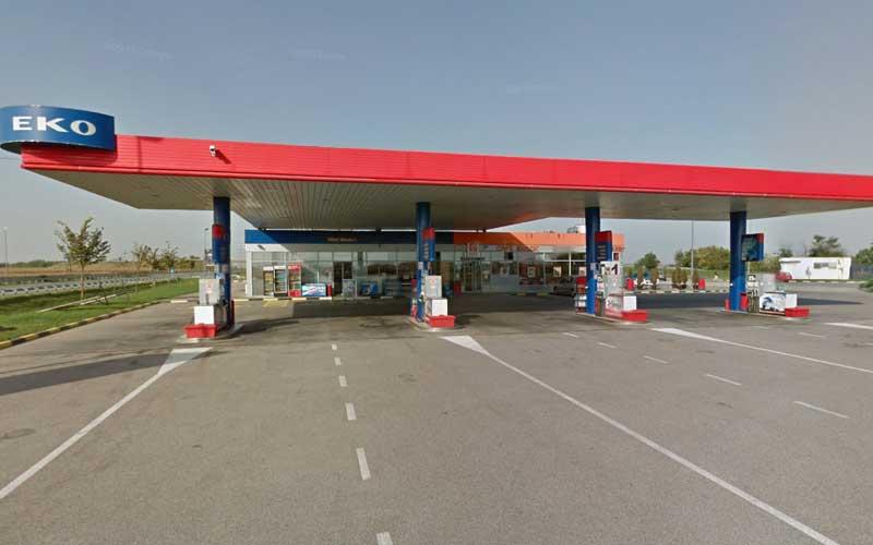 Eko Petrol Cuprija (Bulgaristan Yönü)