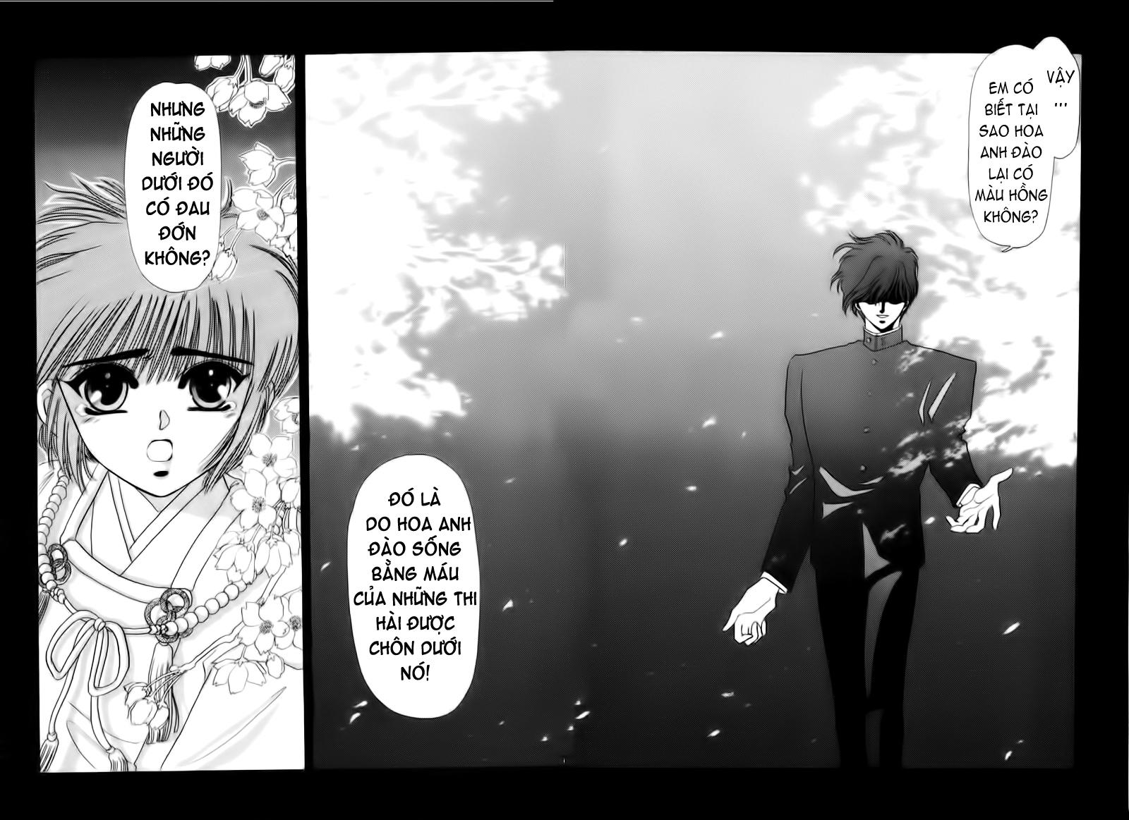Tokyo Babylon Chapter 1.5: - DESTINY - Truyenmoi.xyz