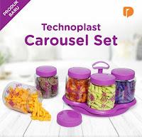 Dusdusan Technoplast Carousel Set ANDHIMIND