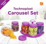 Technoplast Carousel Set of 5