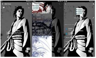 BBM MOD Sasuke Full Fitur Clone v3.1.0.13 Terbaru