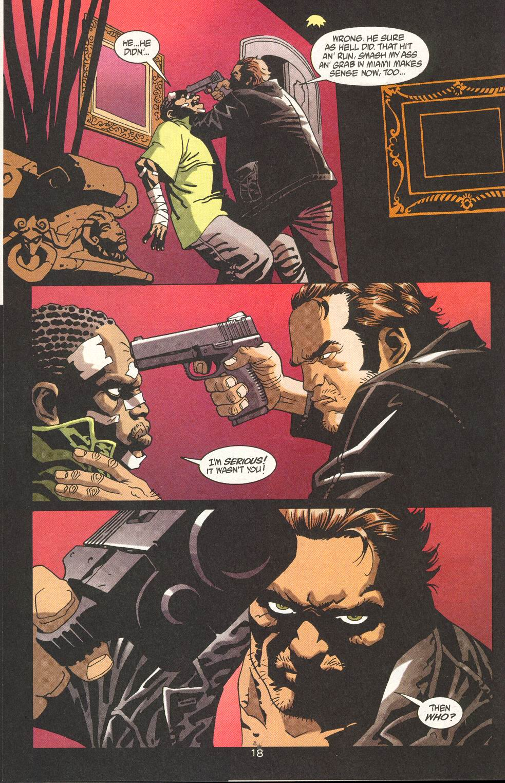 Read online 100 Bullets comic -  Issue #19 - 20