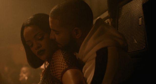 """Rihanna lanza el video de """"Work"""" junto a Drake."""