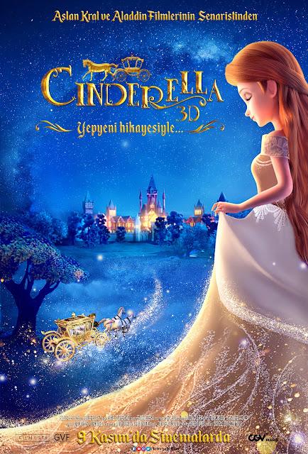 cinderella 2018 3d dublaj
