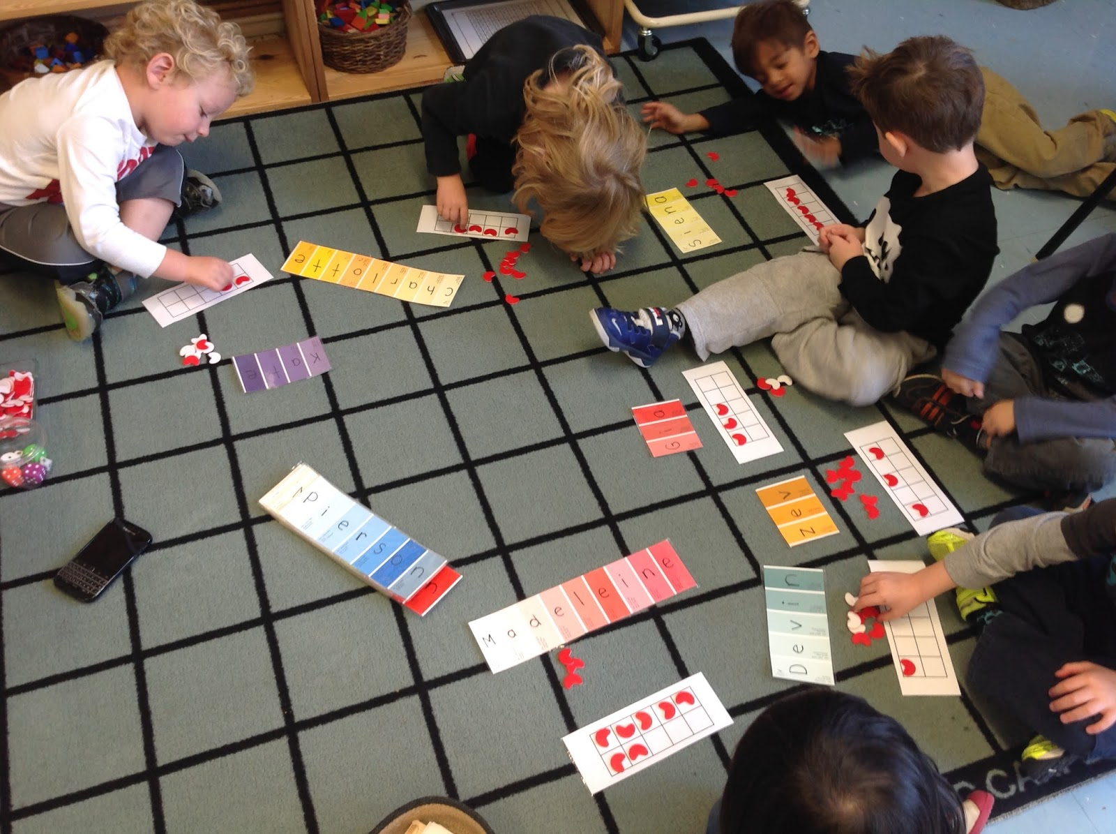 Kinder Garden: Wonders In Kindergarten: Teaching Math Holistically In Our
