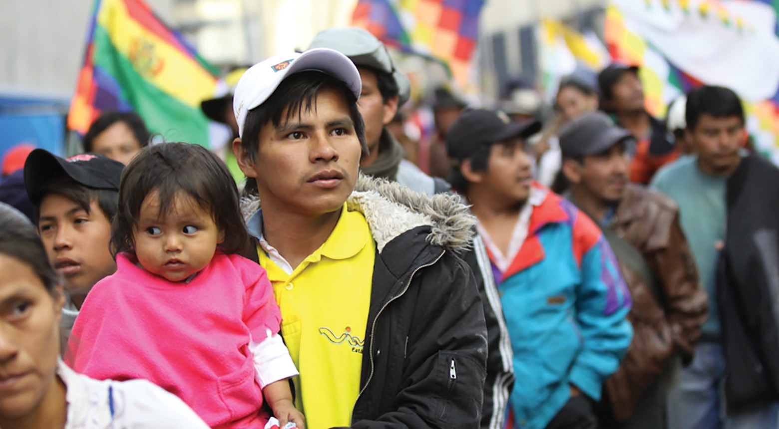 Resultado de imagen para Bolivia: Crisis con nativos se inició en Chaparina