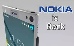 NOKIA COMING BACK BIG AND BETTER