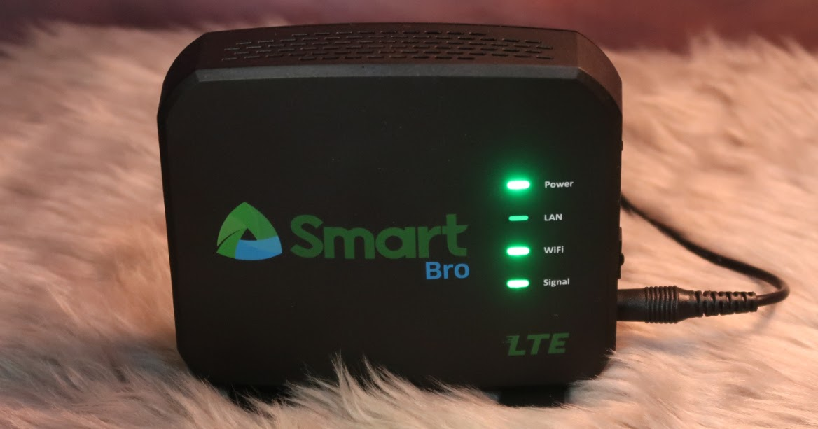 Smart Bro Lte Home Wifi Price Is Php 1 995   Unboxing And Speed Test Results In Metro Manila