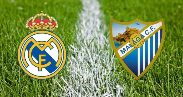 موعد مباراة ريال مدريد وملقا