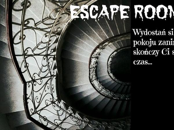 67. Escape room - znajdź klucz do wyjścia.