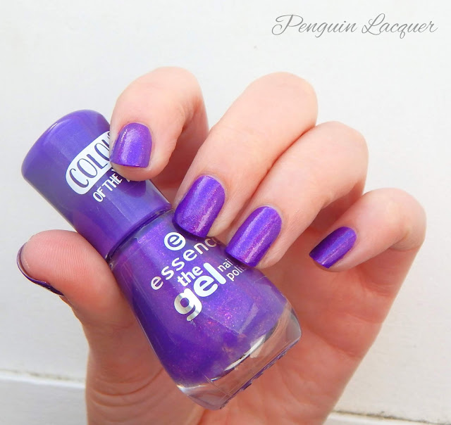 essence gel nail polish ultra violet