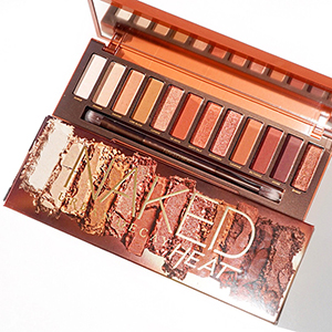 Sorteo Naked Heat Urban Decay