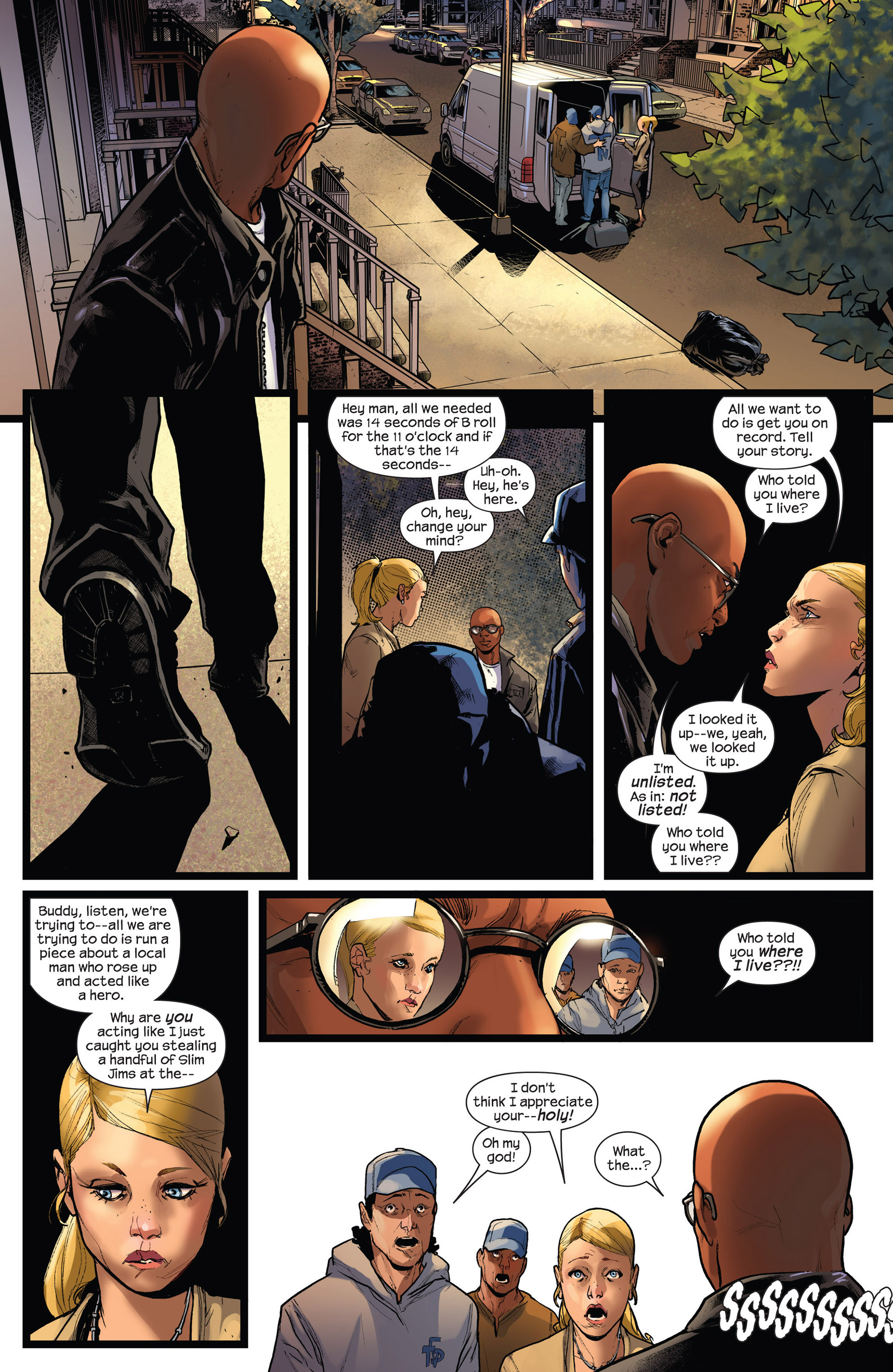Read online Ultimate Comics Spider-Man (2011) comic -  Issue #19 - 18