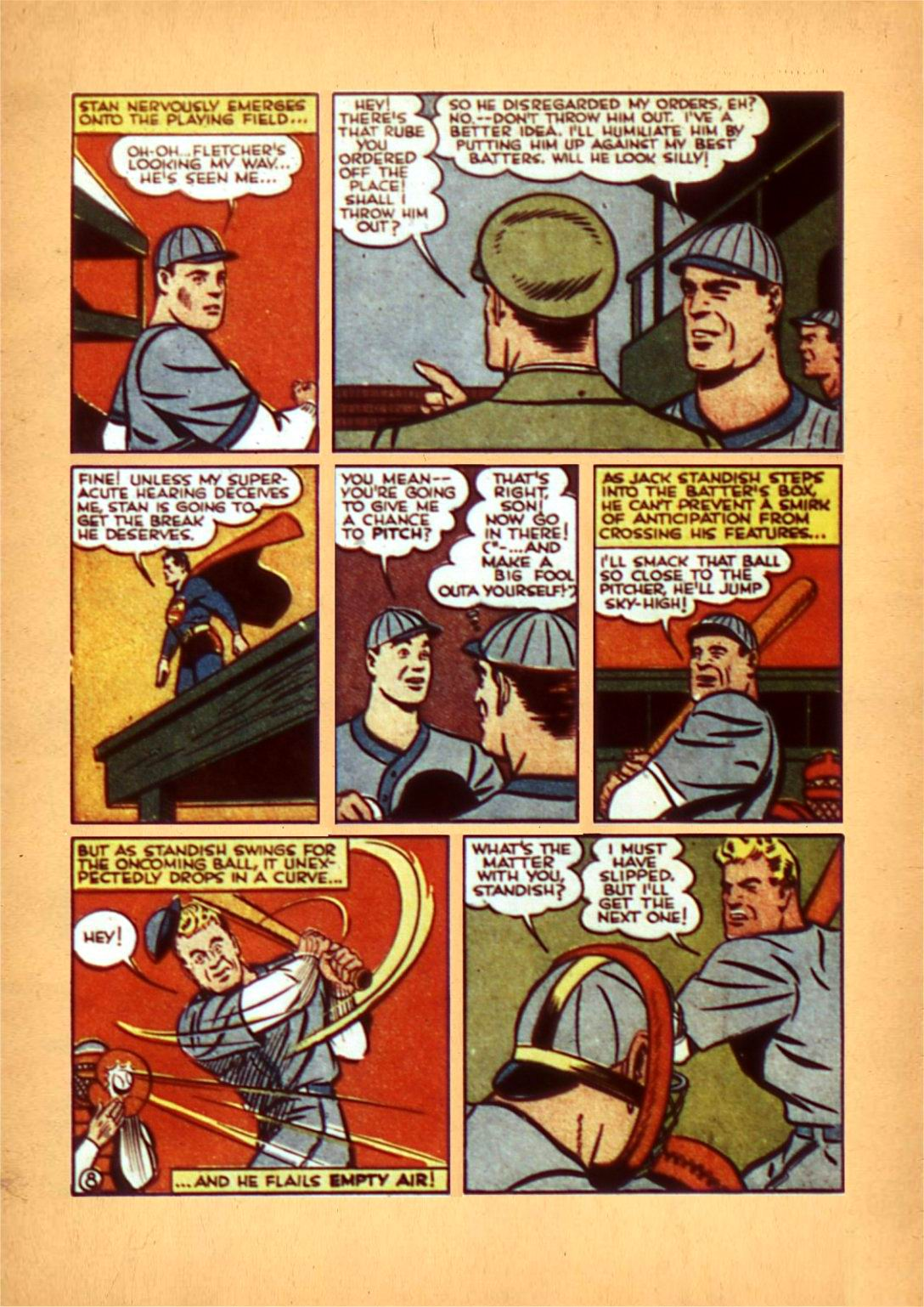 Read online Action Comics (1938) comic -  Issue #50 - 12