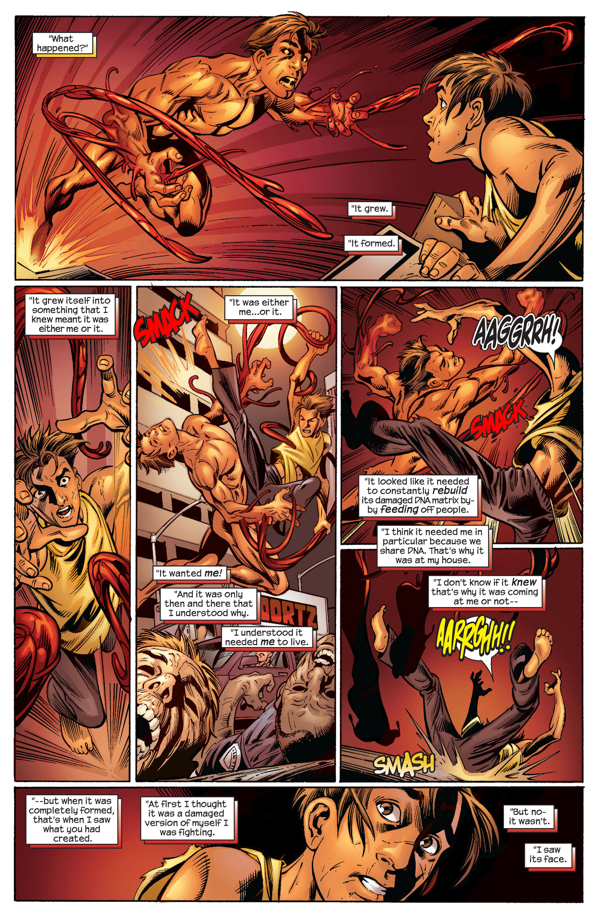 Read online Ultimate Spider-Man (2000) comic -  Issue #64 - 13
