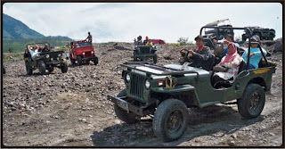 mount merapi adventure jeep