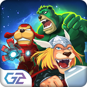 Game Information: Name : Petvengers Candy Superheroes Type File : .apk Price : Free Version : 1.2.5 MOD : yes