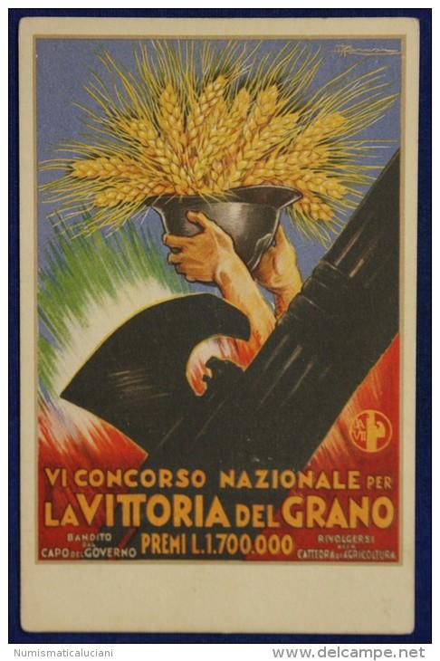 Eccezionale Grano: Il grano nei manifesti FW79
