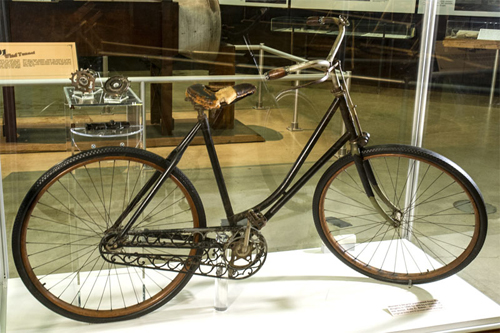 What Would an 1895 Wright Brothers Bicycle Cost Today