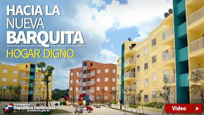 VIDEO: Hacia la nueva Barquita, hogar digno