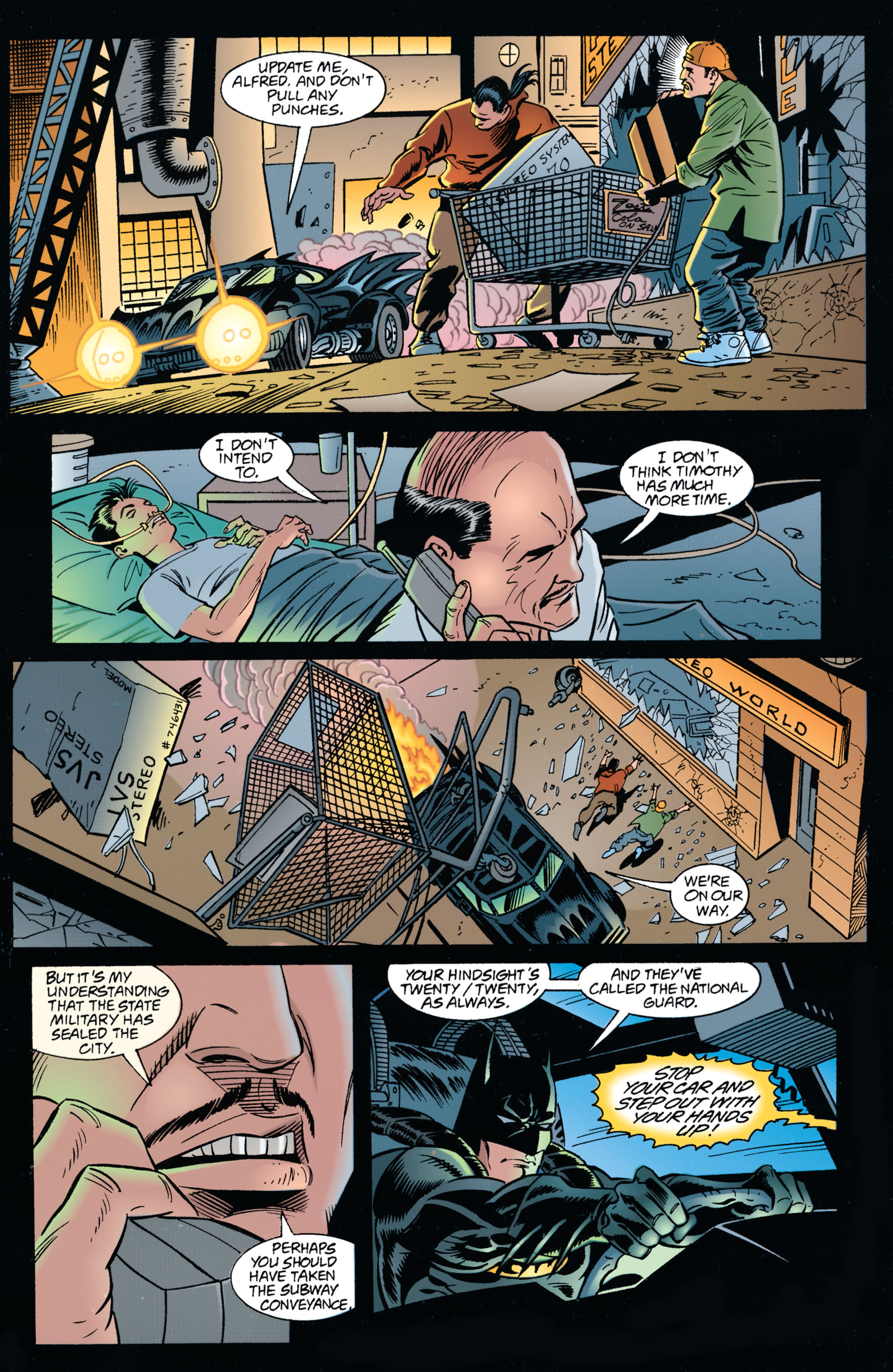 Detective Comics (1937) 696 Page 19