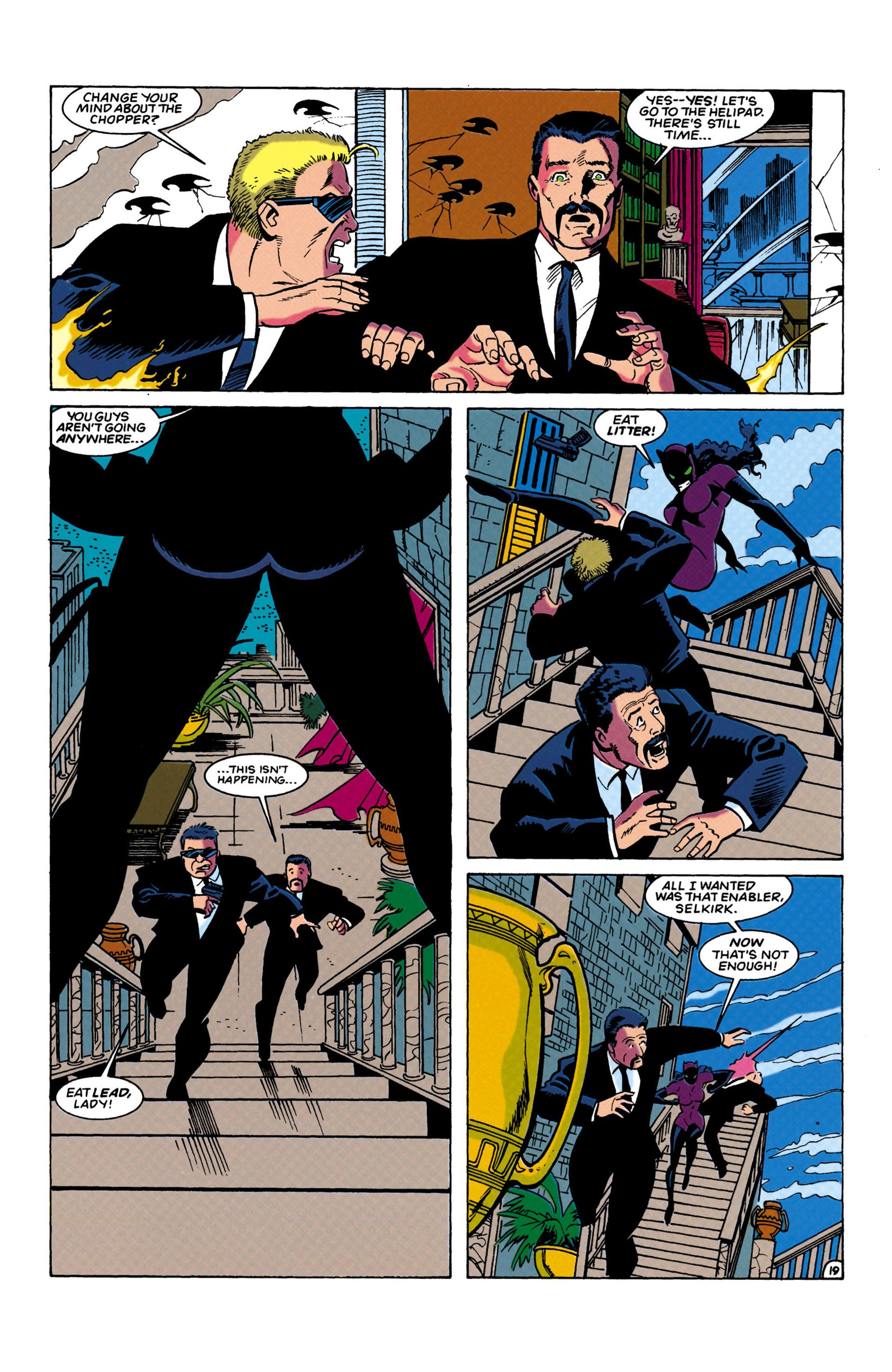 Catwoman (1993) Issue #12 #17 - English 19