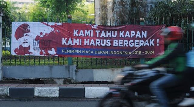 Sinyal Prabowo tak maju Capres & pilih Gatot lewat Gerindra menguat