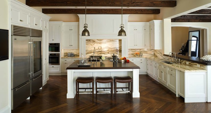 incredible french kitchen design | Modern Maizy: Dreamy