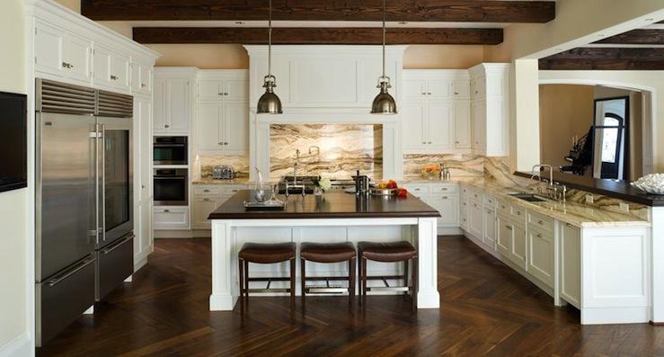 incredible black white kitchen design ideas | Modern Maizy: Dreamy