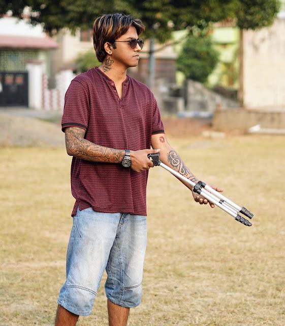 Sourajit Saha Photoshoot 2