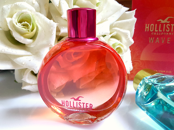 Review: Summer Scents 2017: Hollister California - Wave 2 For Her Flakon